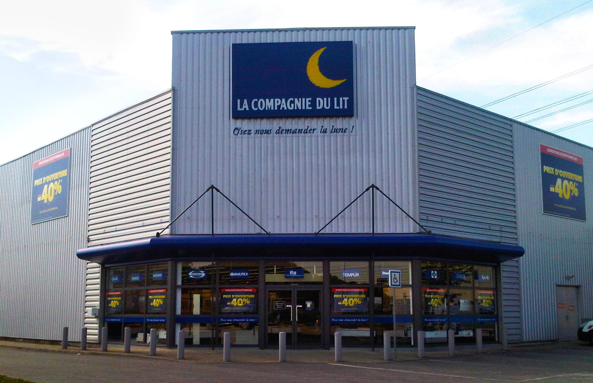 Magasin literie seine et marne ouvert le dimanche for Garage de la francilienne pontault combault