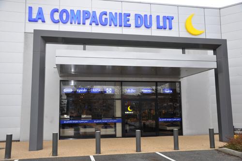 Magasin Literie Marne-la-Vallée / Montévrain (77)