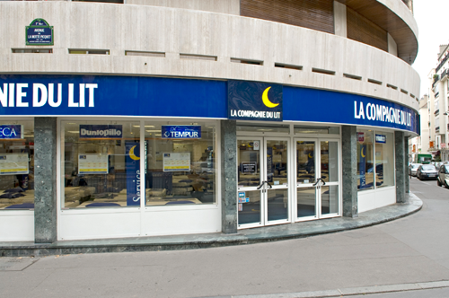 Magasin Literie Paris 7ème / La Motte Picquet (75)
