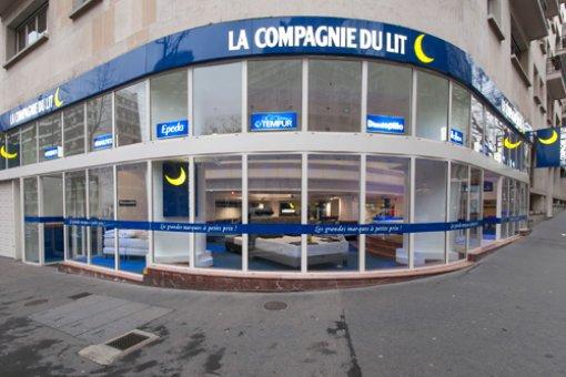 La compagnie du lit le chesnay meuble de salon contemporain - Compagnie du lit boulogne ...