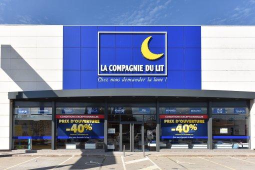 Magasin Literie La Compagnie Du Lit Plan De Campagne 13