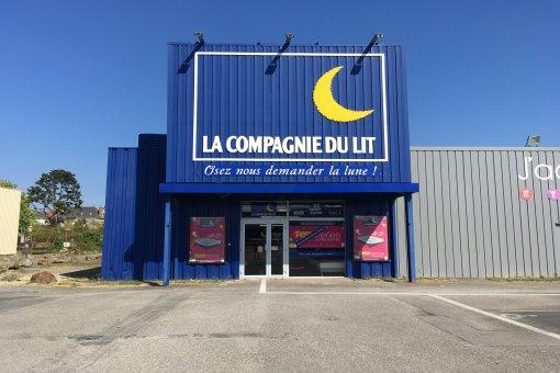 Magasin Literie La Compagnie du Lit à Rezé (44)