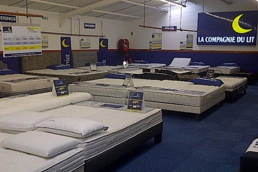 magasin literie la compagnie du lit frontignan 34. Black Bedroom Furniture Sets. Home Design Ideas