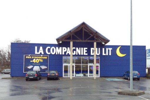 Magasin literie la compagnie du lit chelles 77 - Compagnie du lit boulogne ...