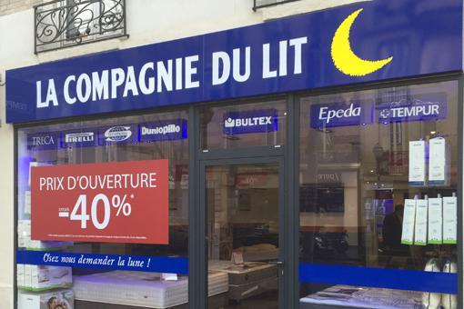Magasin Literie à BoulogneBillancourt Sud (92)