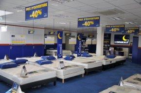magasin literie la compagnie du lit lorient 56. Black Bedroom Furniture Sets. Home Design Ideas