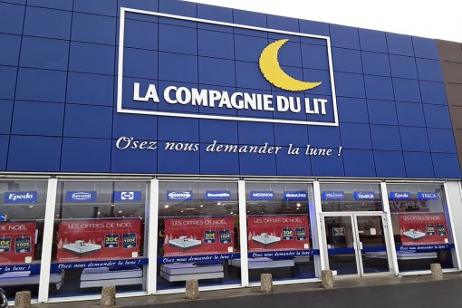 Magasin Literie Magasin Literie Tours / Chambray-Les-Tours (37)