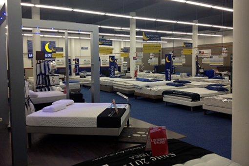 magasin literie la compagnie du lit bayonne 64. Black Bedroom Furniture Sets. Home Design Ideas